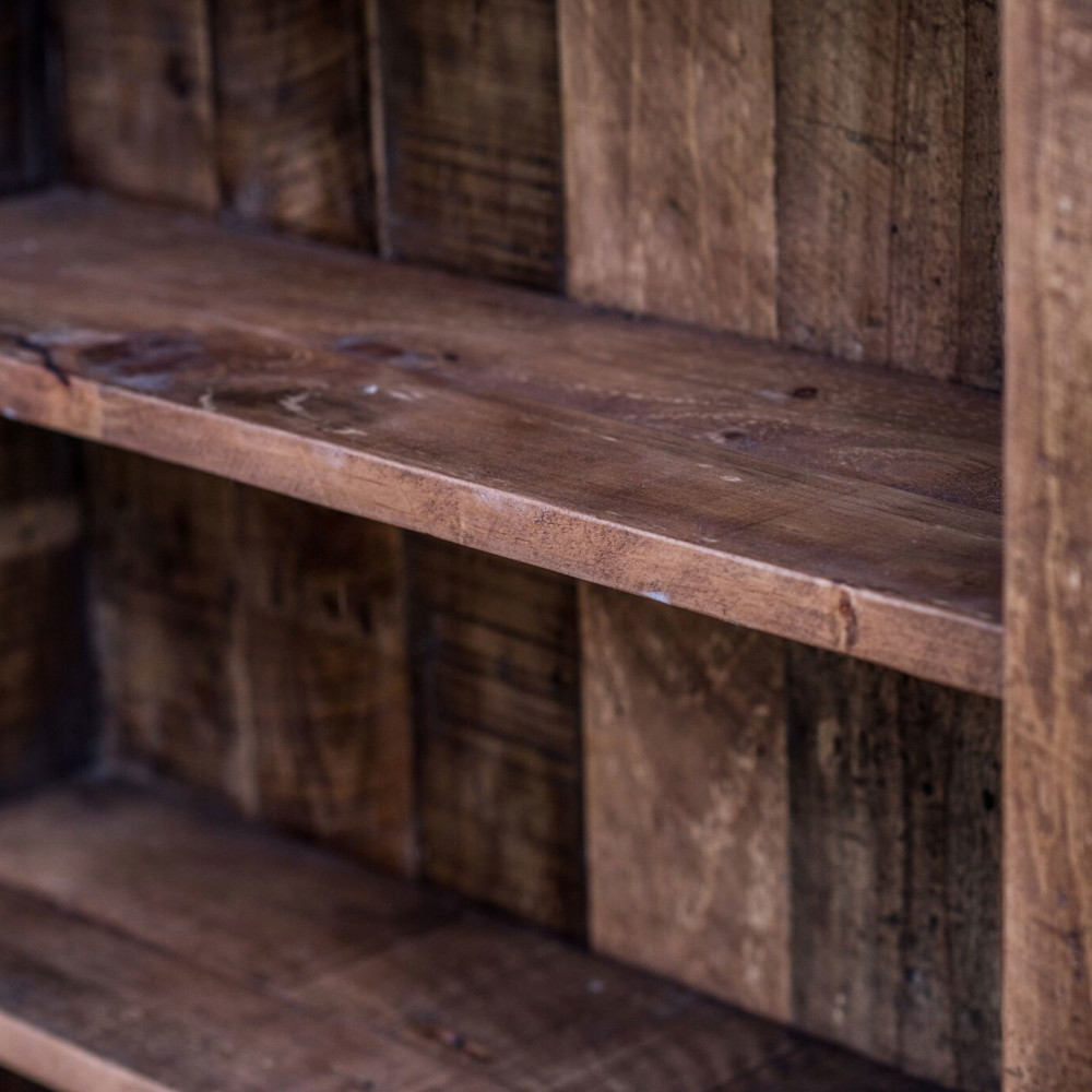 Reclaimed Custom Bookcase