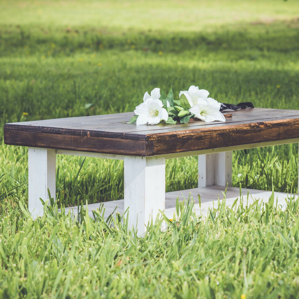 Native Rustic Coffee Table